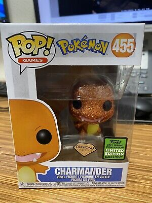 funko pop pokemon 455 charmander