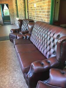 Chesterfield Lounge suite Walcha Walcha Area Preview