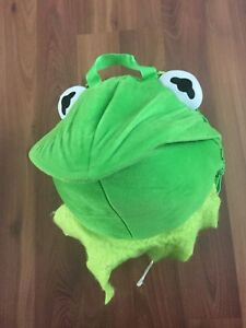 Child Kermit sleeping bag
