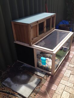 Handmade rabbit/small animal enclosure Inglewood Stirling Area Preview