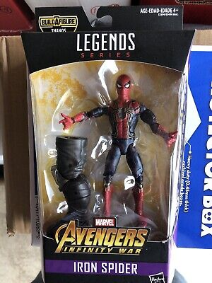 Marvel Legends - 6 In - Iron Spider - Thanos Series - MOC