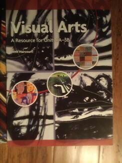 Visual Arts 3A 3B - Beth Harcourt