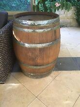 Wooden wine barrel Mount Nasura Armadale Area Preview