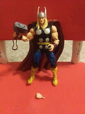 """2019 Marvel Legends ALEX ROSS 80th Anniversary 80 Years 6"""" THOR"""