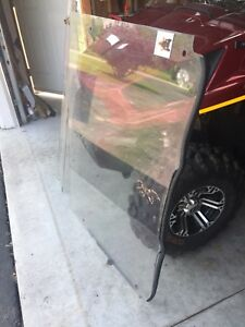 Half windshield & full windshield Teryx