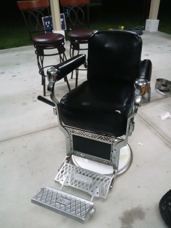 1930 Antique Belmont Barber Chair
