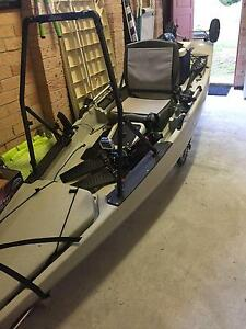 Hobie pa14 fishing kayak Sydney City Inner Sydney Preview