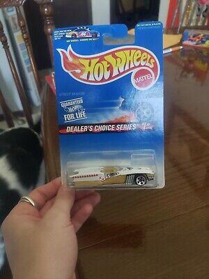 "Vintage 1996 ""Dealer's Choice"" Hot Wheels Car MIP"
