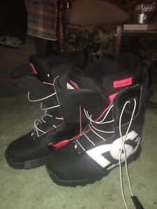 DC snowboard boots size 11.5