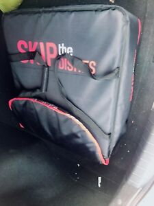 SkipTheDishes courier bag never used brand new