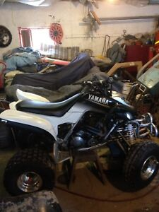 2001 YAMAHA RAPTOR 660. $2500/TRADE