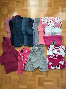 18-24 months baby girl clothes