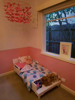 Mother's Choice Toddler Bed AS NEW