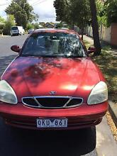 2000 Daewoo Nubira Sedan Glenroy Moreland Area Preview