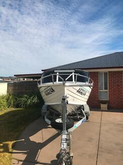 1999 STACER 499 RUNABOUT