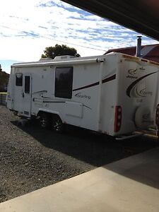 Jayco Sterling 21ft Kyabram Campaspe Area Preview