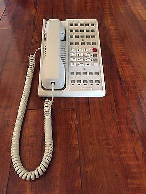 Teledex Diamond -analog -corded -1 Line -ash
