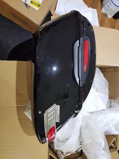 Brand new puig hard case saddlebag motorbike