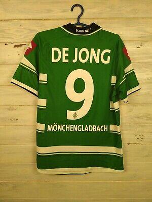 De Jong Borussia Monchengladbach Jersey 2012 2013 Cup S Shirt Lotto Football image