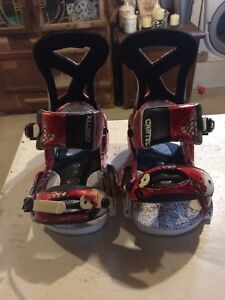 Burton Cartel EST Bindings Size Large
