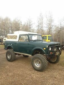 1967 IHC Scout Sport top convertible 800