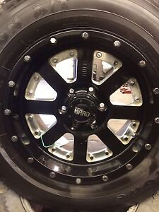 Ensemble de mags et pneu ruffino gear hd avec pneu firestones
