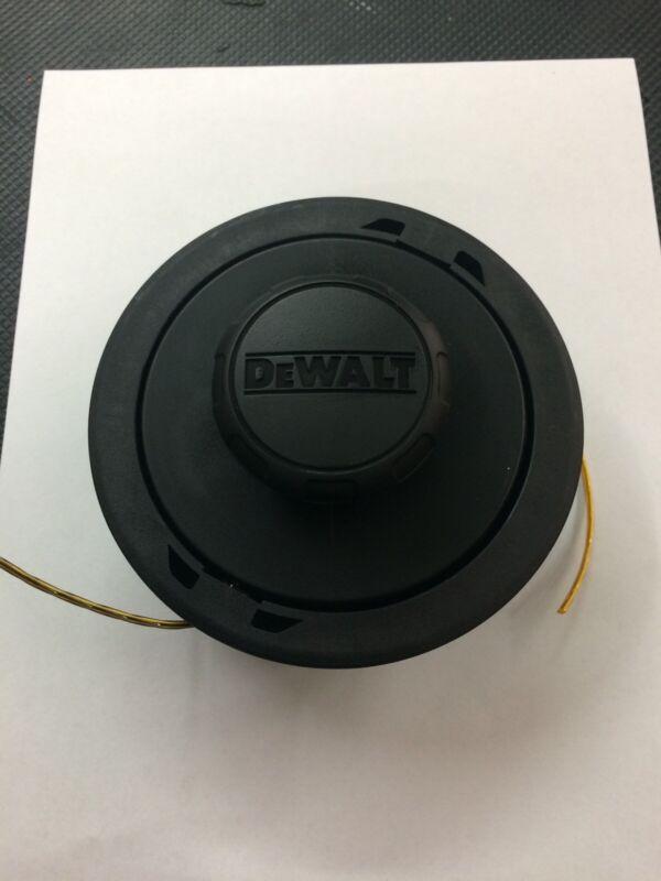 90599025 Dewalt 20v / 40v Cordless Trimmer Head Spool bump feed Assy DCST920