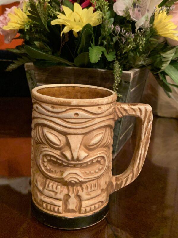 Hawaii Kai Vintage Tiki Mug - JARD -