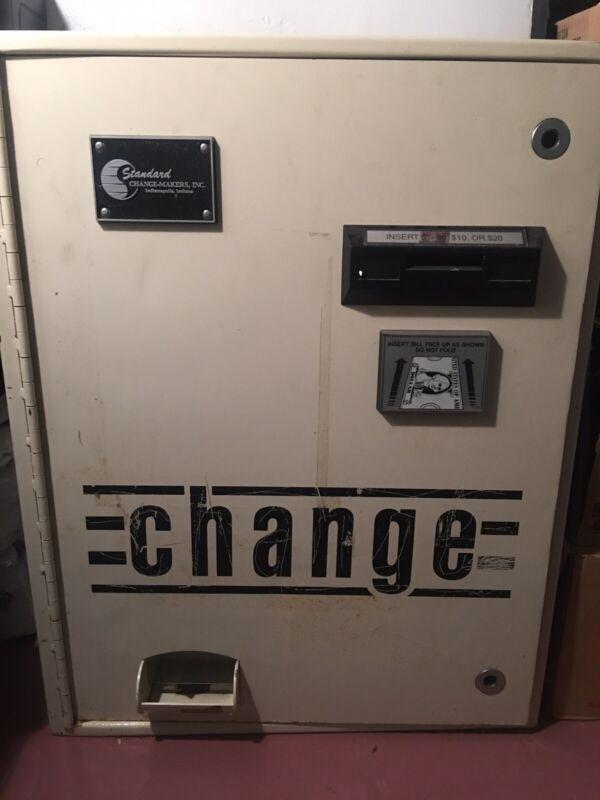 STANDARD BILL CHANGER SC-61 Tokens