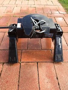 Reese pro series fifth wheel hitch