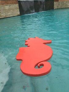 Lazy Waves Luxurious Unsinkable Foam Swimming Pool Kids Float Animal Sea Ocean Ebay