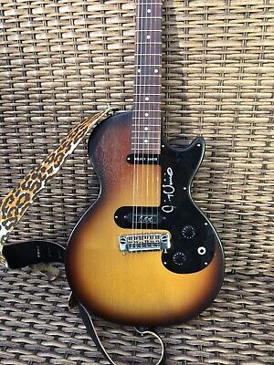 2007 Gibson Melody Maker 1959 Reissue with SS Case -signed By Jimmy Vivino