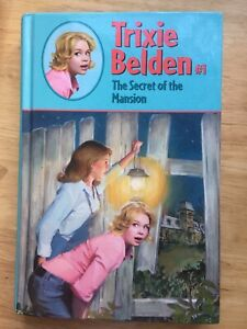 Trixie Belden story book with 2 books included