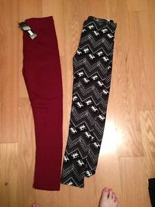 Women's large tights
