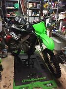 2016 KX250f 50hrs Panorama Mitcham Area Preview