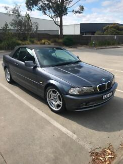 BMW 330ci 2002 with RWC Carnegie Glen Eira Area Preview