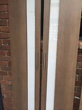 Pantry cupboard doors x 4 with handles and hinges Rowville Knox Area Preview