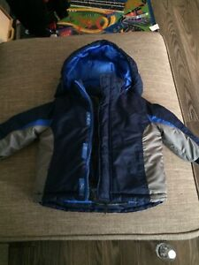 Toodlers size 2T winter coat