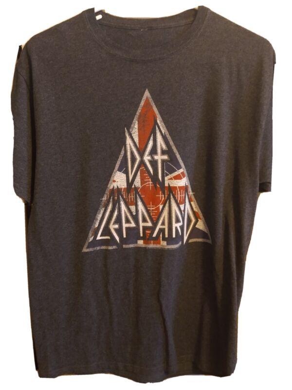 Def Leppard Tshirt Size M/L