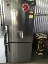 Basically brand new fridge/freezer LG Brassall Ipswich City Preview