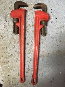 Serre-tube - Pipe Wrench