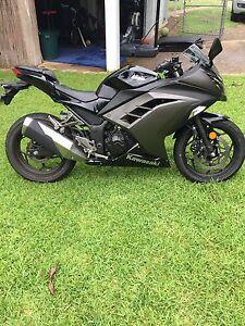 2014 Kawasaki Ninja 300 North Ward Townsville City Preview