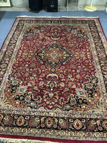 Antique Oriental Rug - Shah Abbas Design 10
