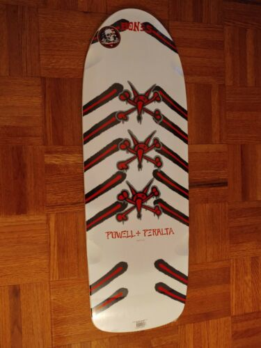 powell peralta vato rat deck white