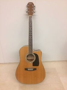 Aria AD-18CE Acoustic-Electric Guitar Woollahra Eastern Suburbs Preview