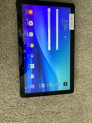 "Unlocked! Samsung SM-T677A Galaxy View 64GB  18.4"" Wi-Fi Tablet Computer - Flaws"