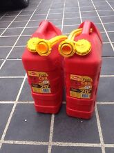 20ltr fuel containers Blacktown Blacktown Area Preview