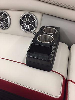 Portable Cup Holders  Greywood Black  Pontoon Rv Boat Buycupholders Com