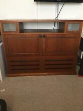 CUSTOM built TV unit FREE St Ives Ku-ring-gai Area Preview