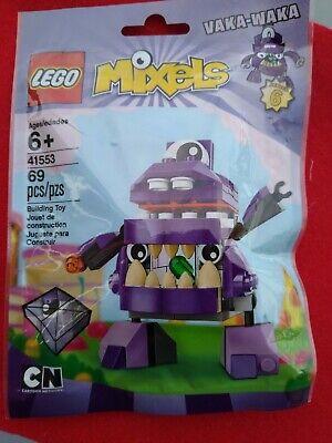 LEGO MIXELS 41553 Vaka-Waka 69 PCS NEW CARTOON NETWORK  SERIES 6